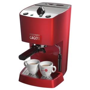 Gaggia 102534 Espresso-Color Semi-Automatic Espresso Machine