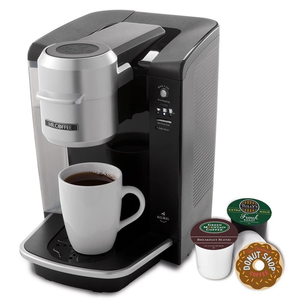 Mr. Coffee BVMC-KG6-001 Single Serve Coffee Brewer